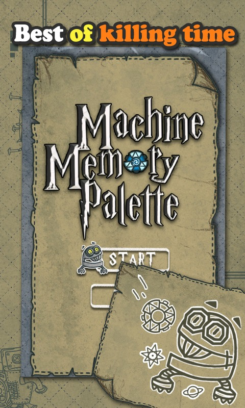 Machine Memory Palette