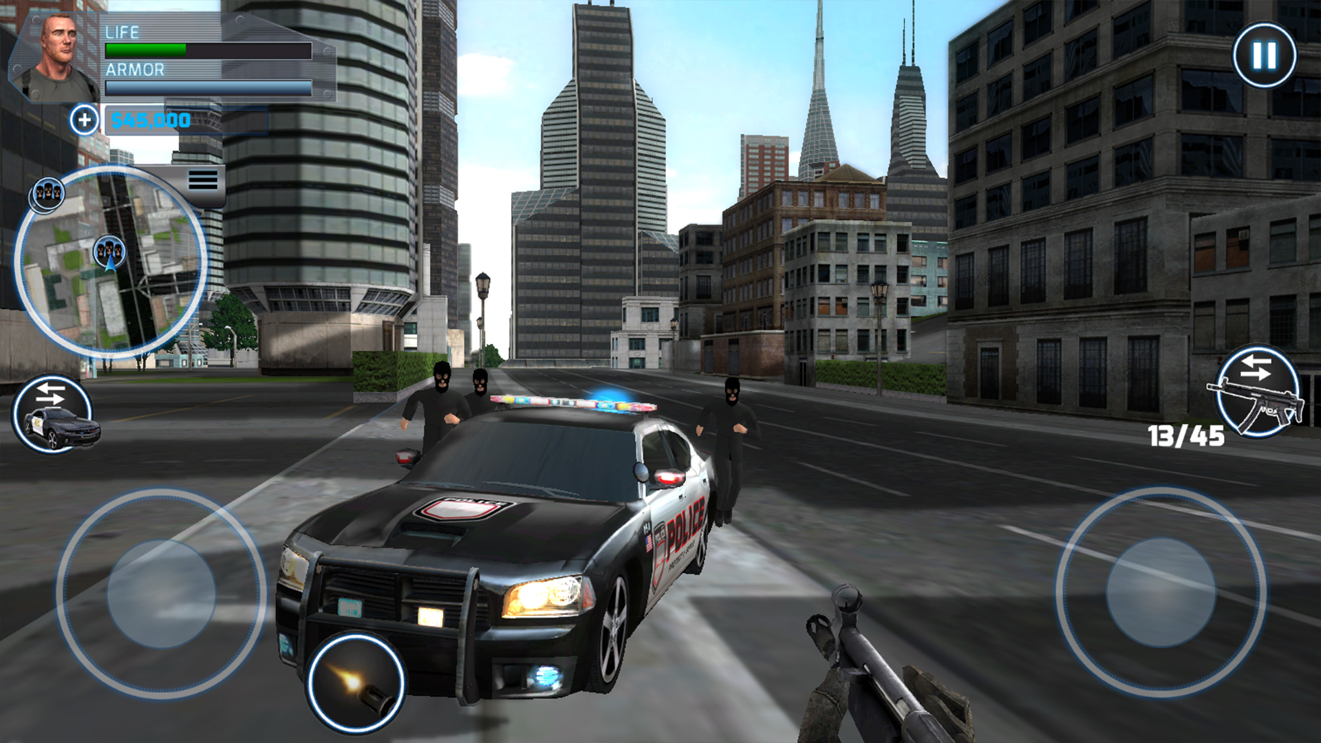 Mad Cop 5 – Federal Marshal