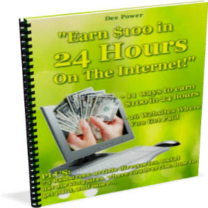 Make $100 in 24 Hours
