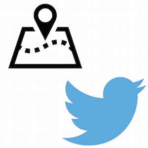 Map for Twitter