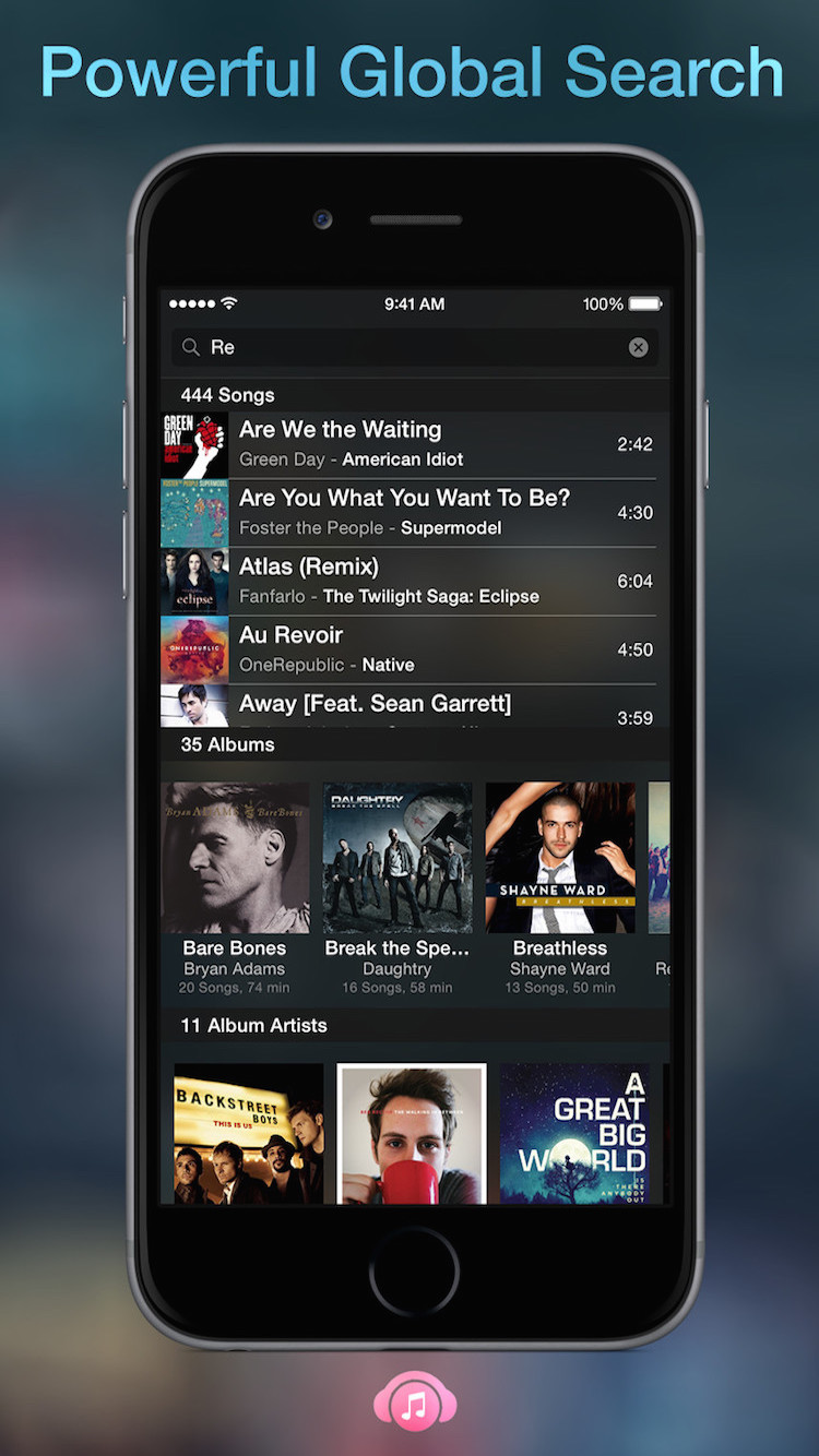 Marvis Music Player