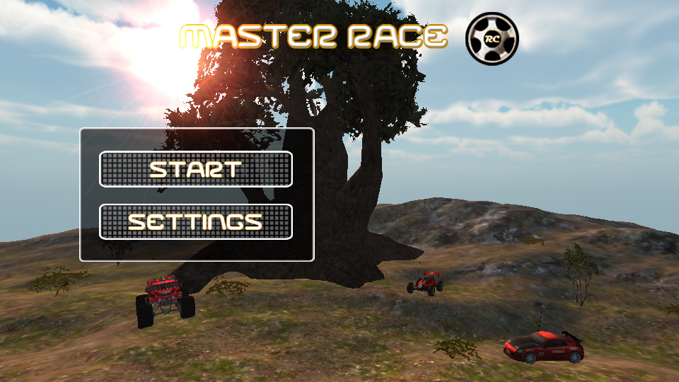 Master Race RC