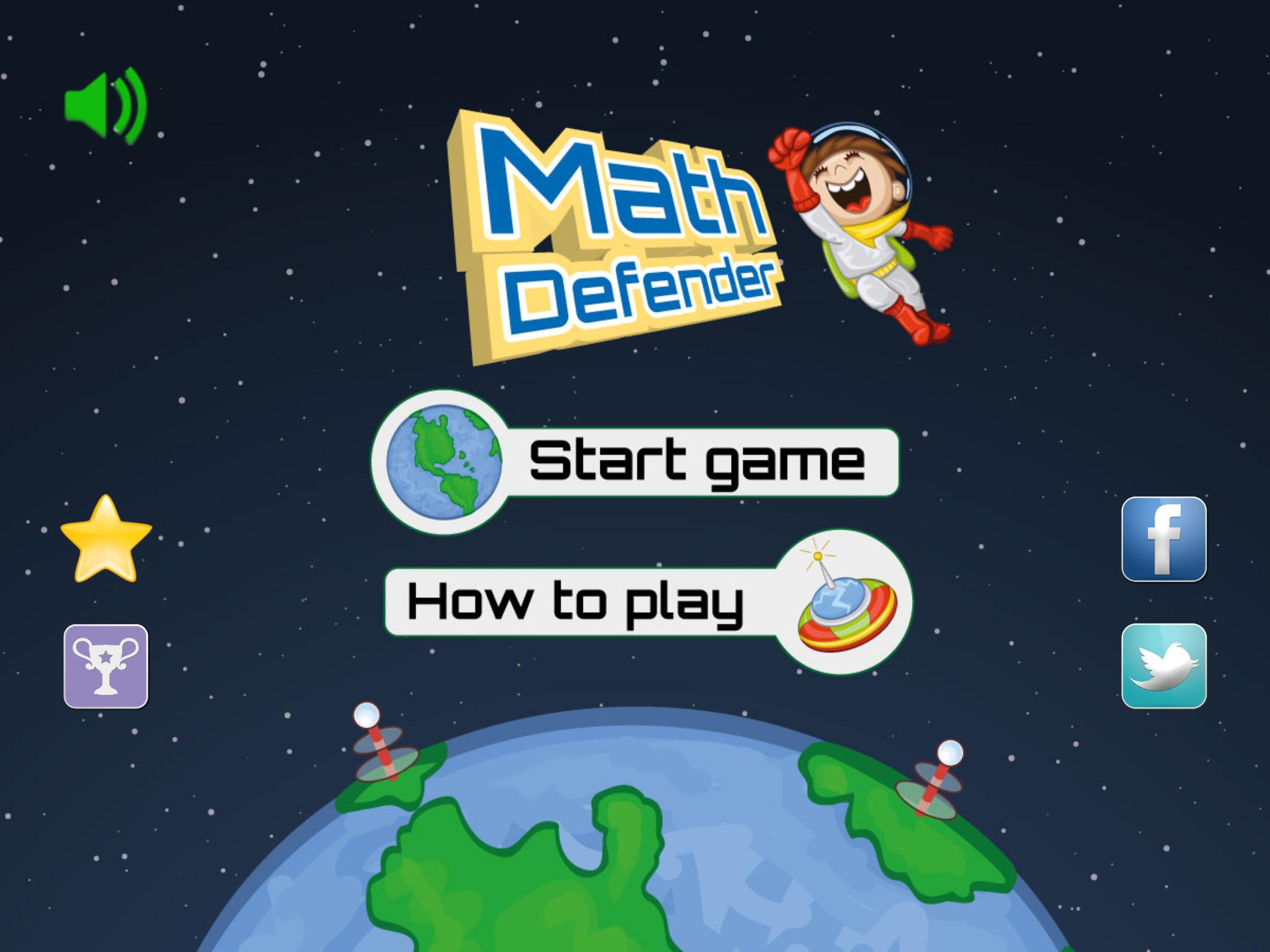 Math Defender