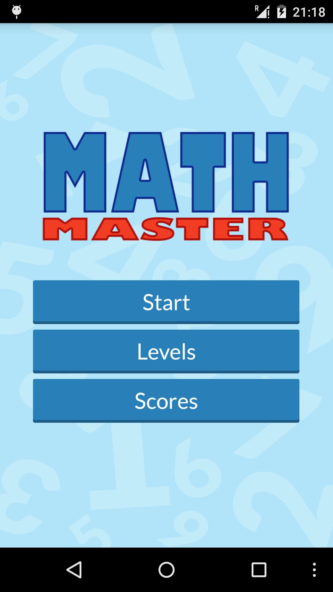 Math Master