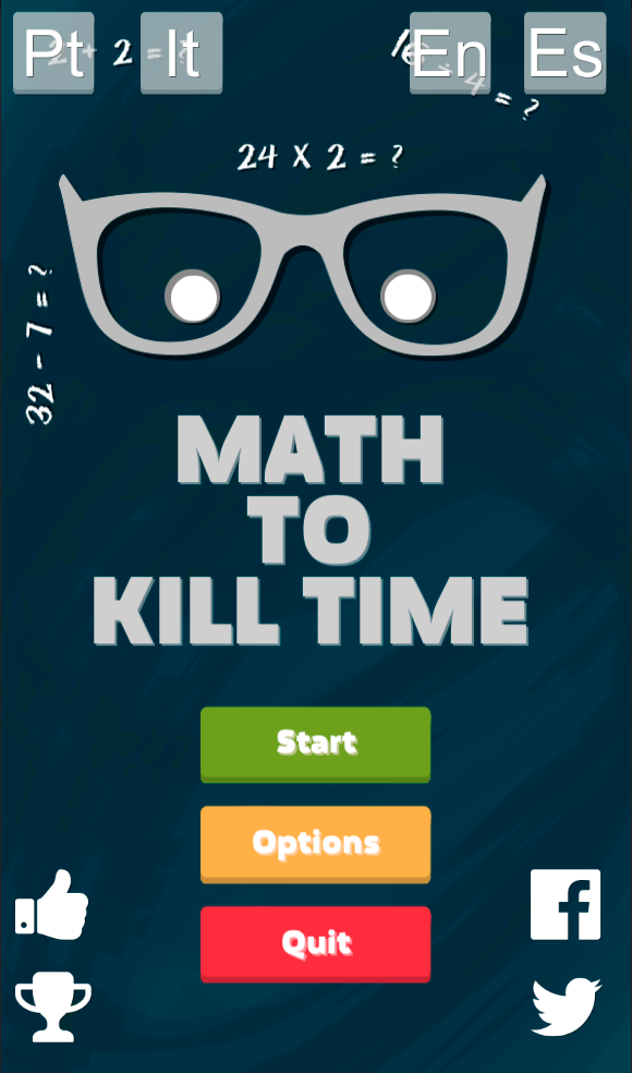 Math To Kill Time