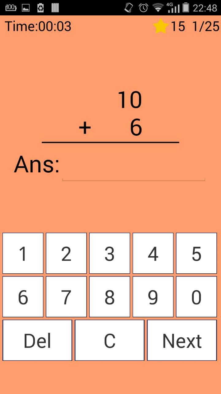 Math Training 123+