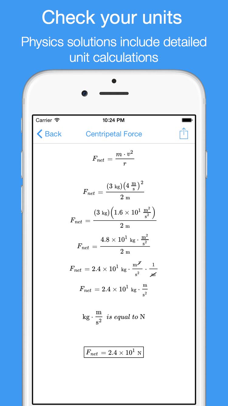 MathKit – Math Solver & Physics Calculator