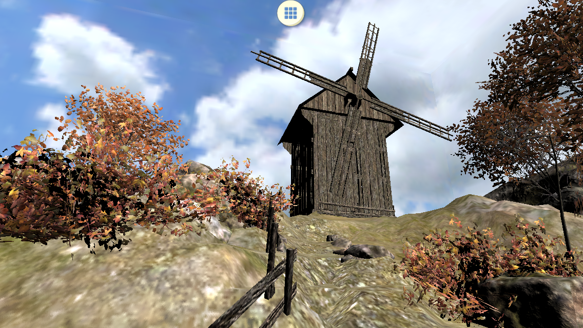 Medieval 3D Benchmark