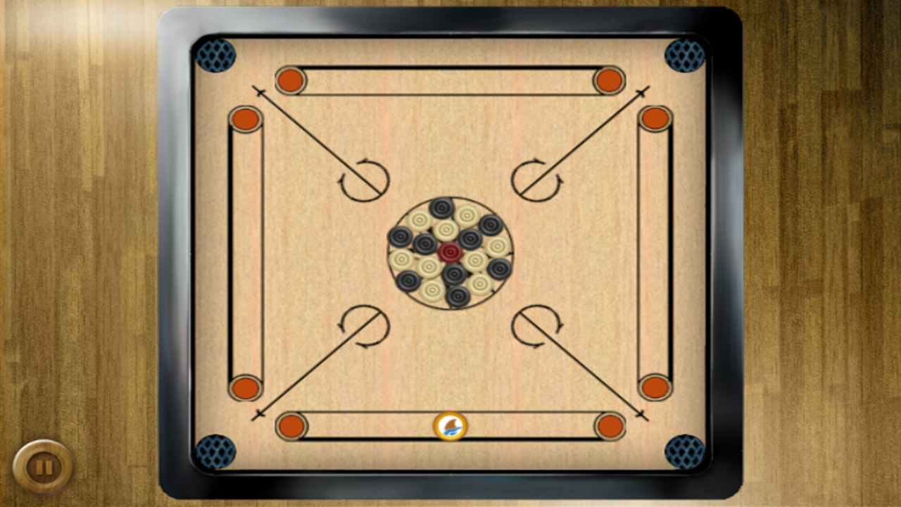 Megapocket Carrom