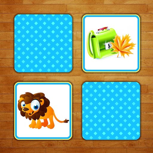 Memory Match for kids - find pairs, train brain!