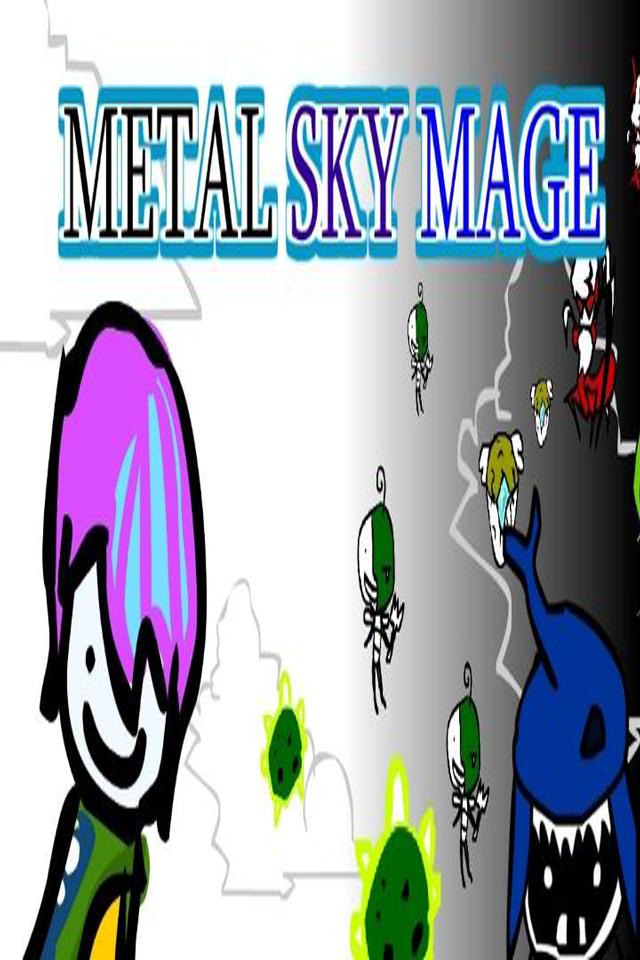 Metal Sky Mage