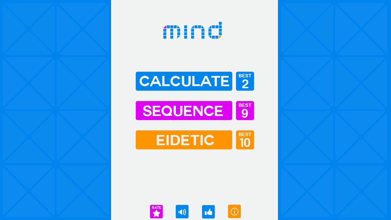 Mind: Brain Training
