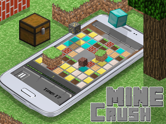 Mine crush – Block Puzzle