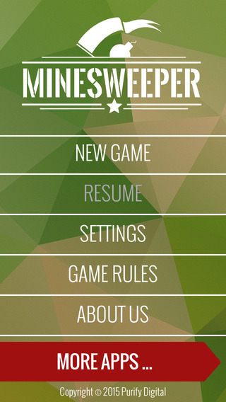Minesweeper PD