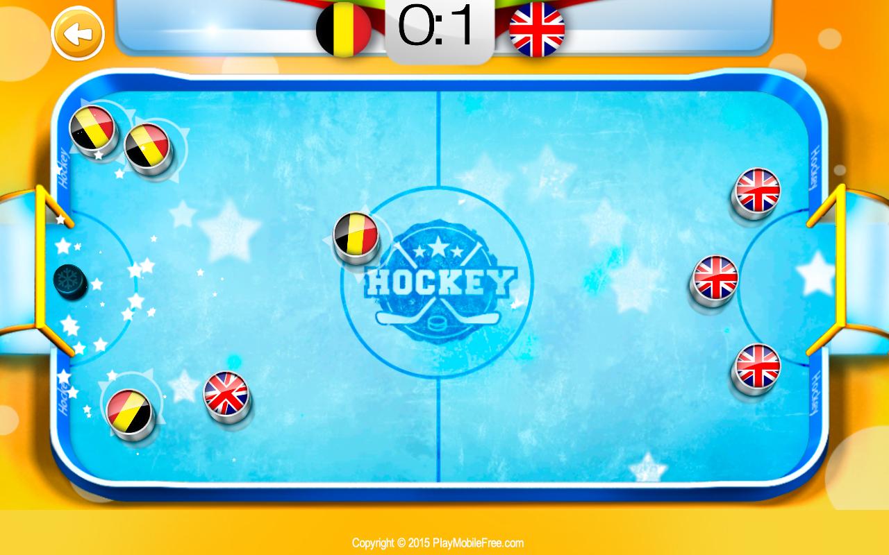 Mini Hockey