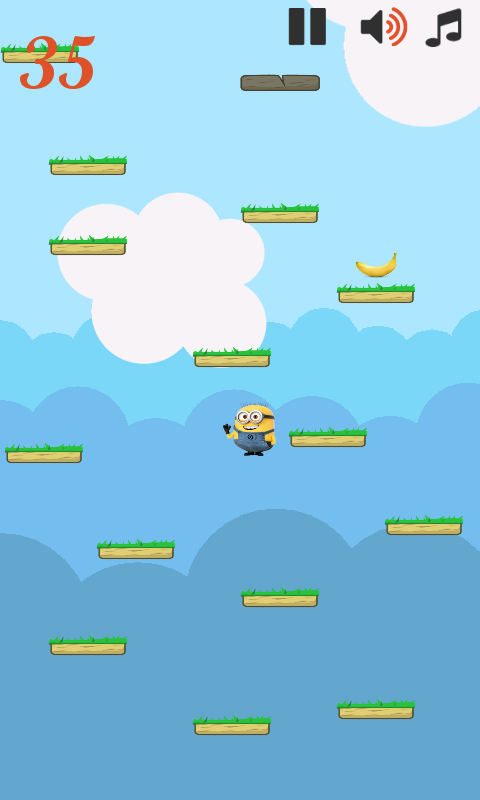 Minion Jumper