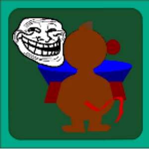 Mono Troll- Monkey Troll Juego