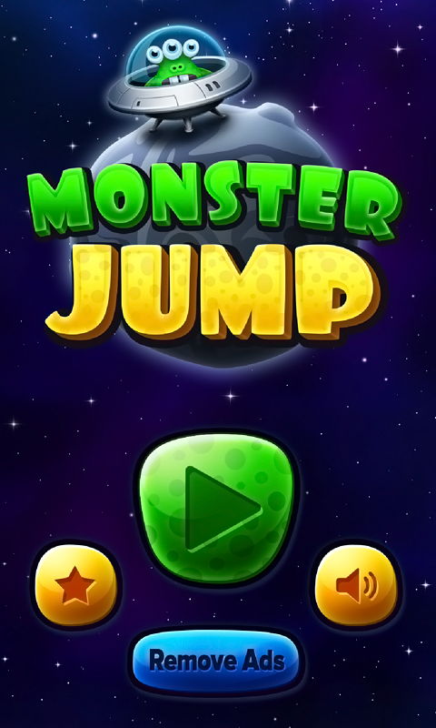 Monster Jump Galaxy