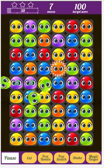 Monster Match Madness: Saga