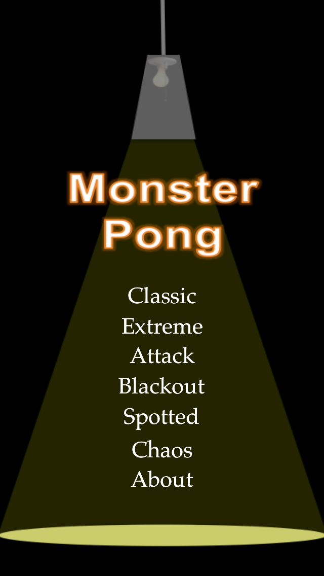 Monster Pong