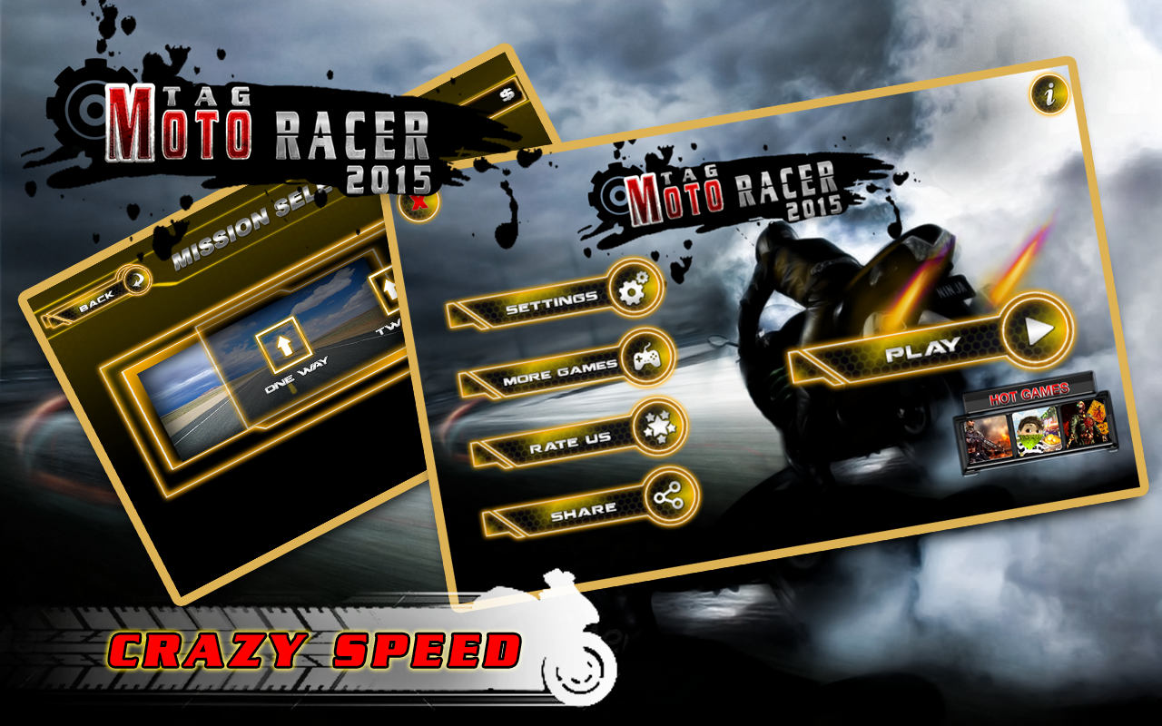 MOTO RACER 2015