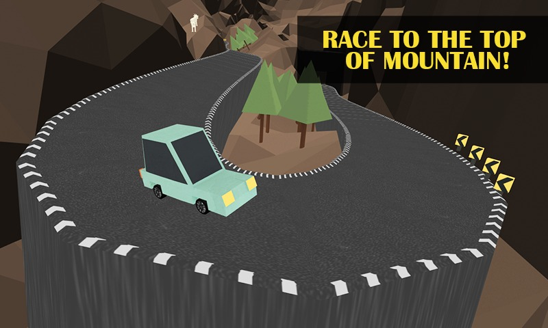 Mountain Hill Climb Rally