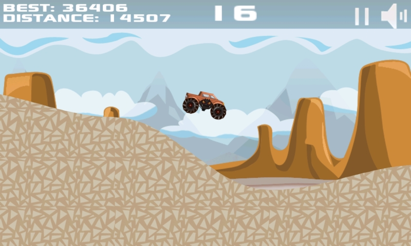 Mountain Offroad Racing