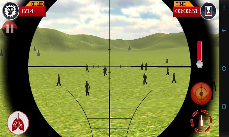 Mountin Zombie Shooter