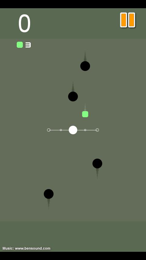Moving it - Black Balls