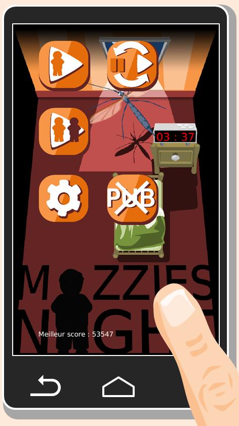 Mozzies night