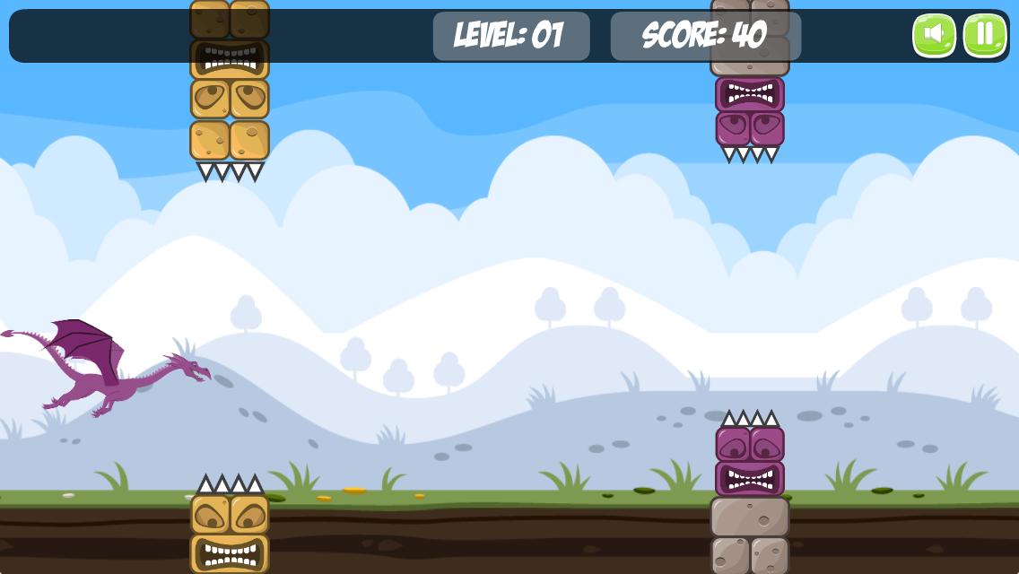 Mr Flappy Dragon 2