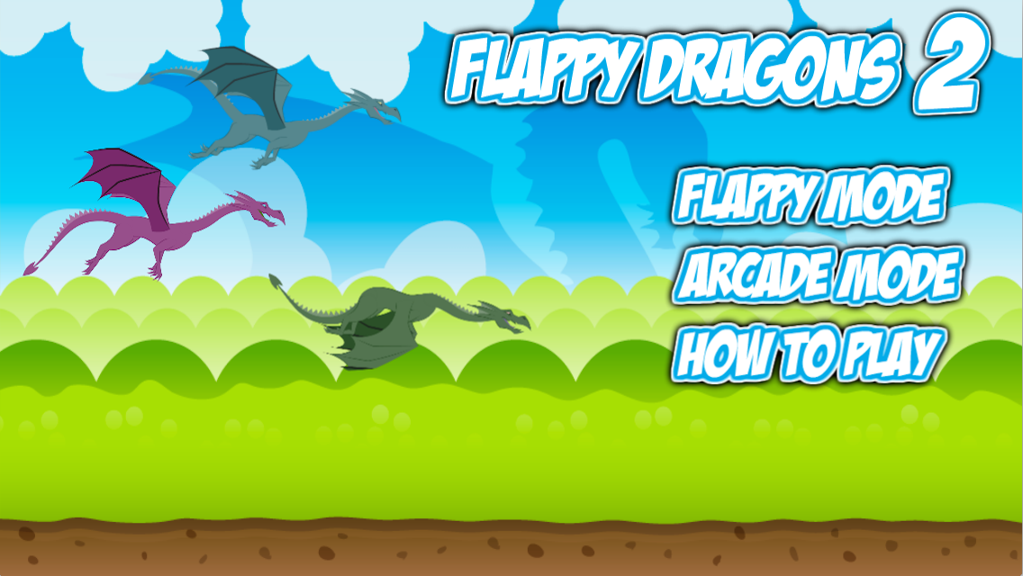 Mr Flappy Dragon 2
