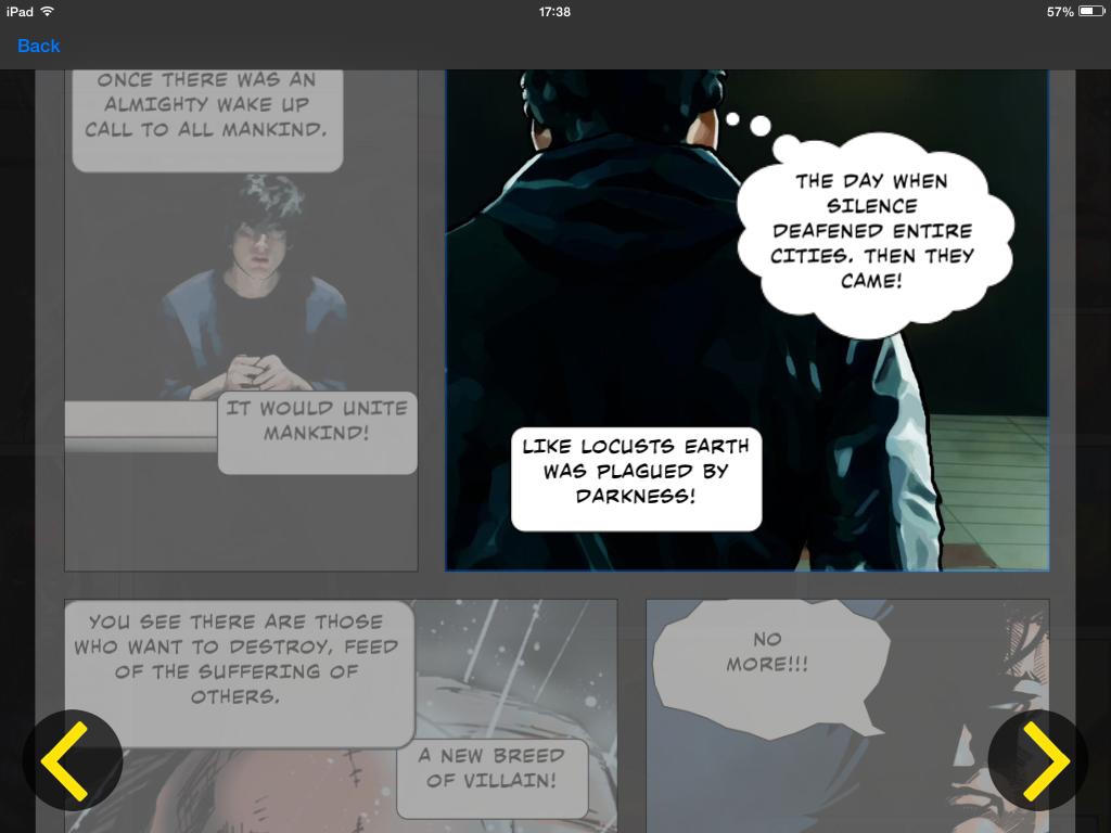 Musomic: The Comic Book Creator