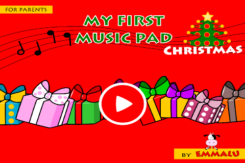 My First Music Pad Christmas