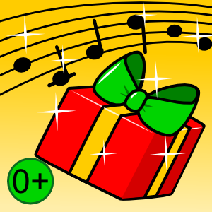 My First Music Pad Christmas