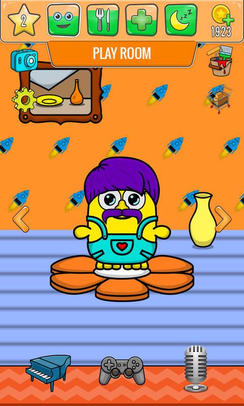 My Gu Virtual Pet Game