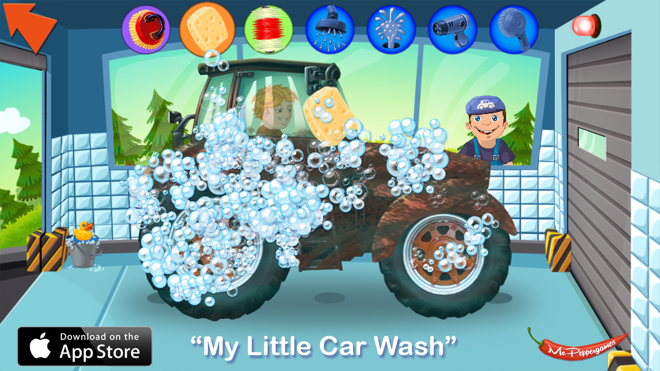 My Little Car Wash
