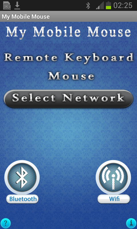 My Mobile Mouse
