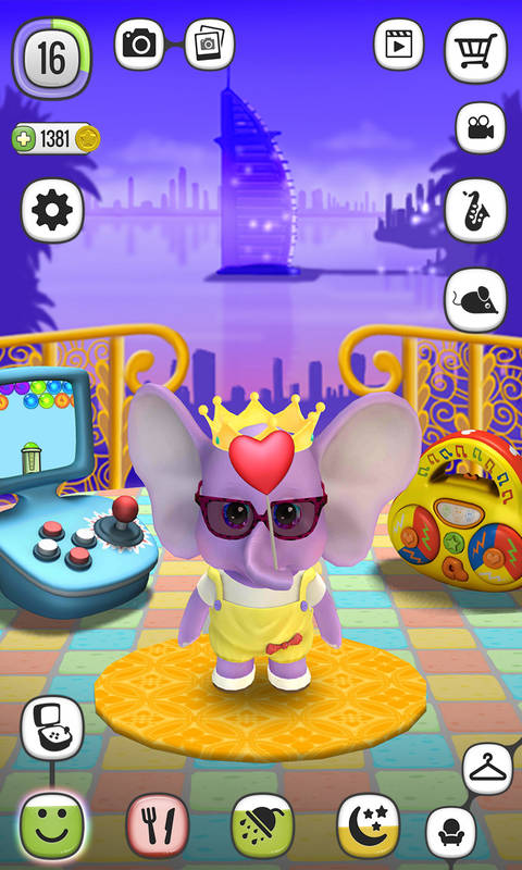 My Talking Elly – Virtual Pet