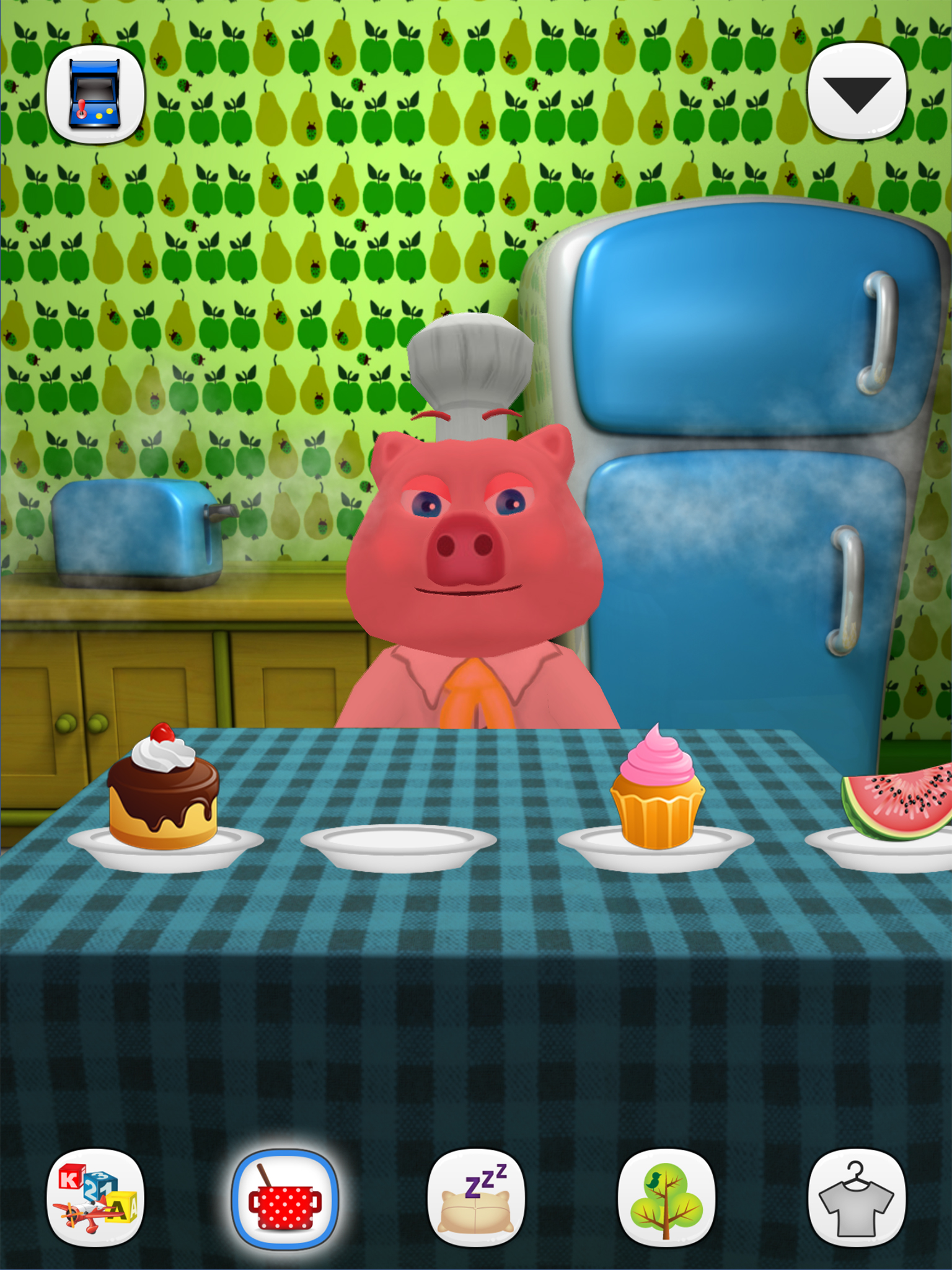 My Talking Pig Virtual Pet