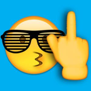 New Emoji Keyboard – Middle Finger Emojis
