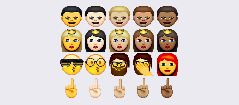 New Emoji Keyboard – Middle Finger Emojis