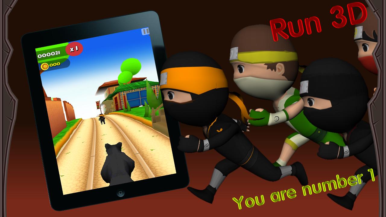 Ninja Legend Run
