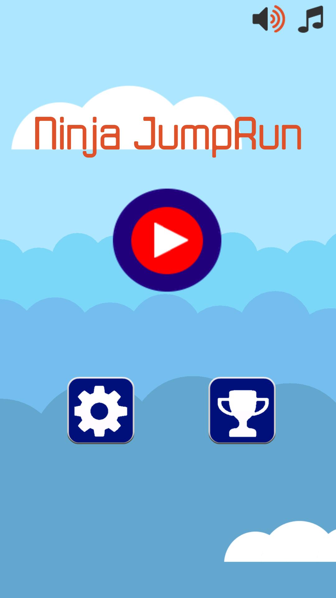 Ninja Yuccies jump run