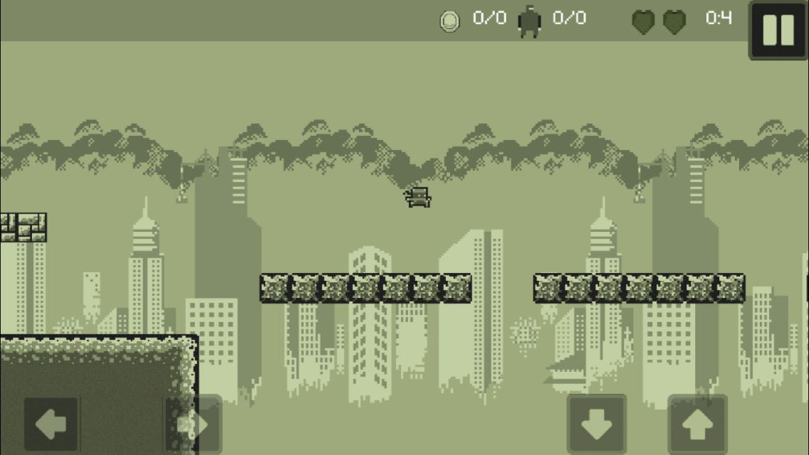 NinjaBoy – A Gameboy Adventure
