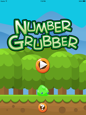 Number Grubber