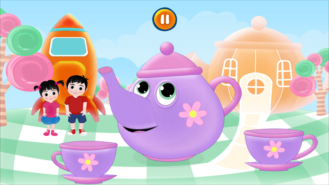 Nursery Rhymes – Johny Johny