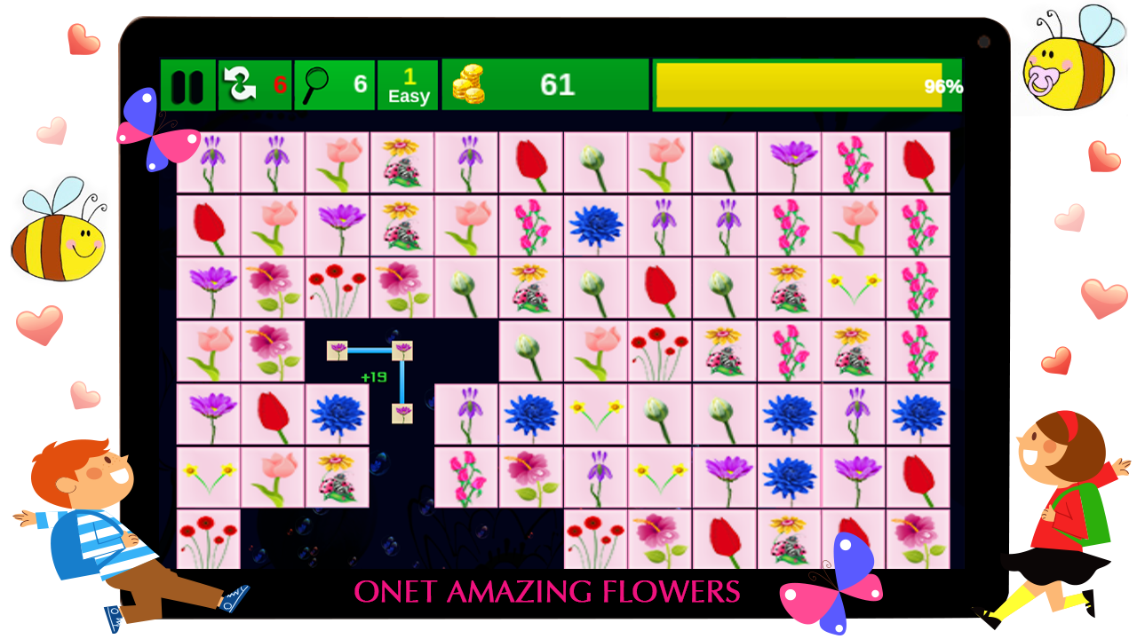 Onet Amazing Flowers