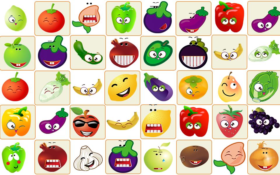 Onet Funny Fruit