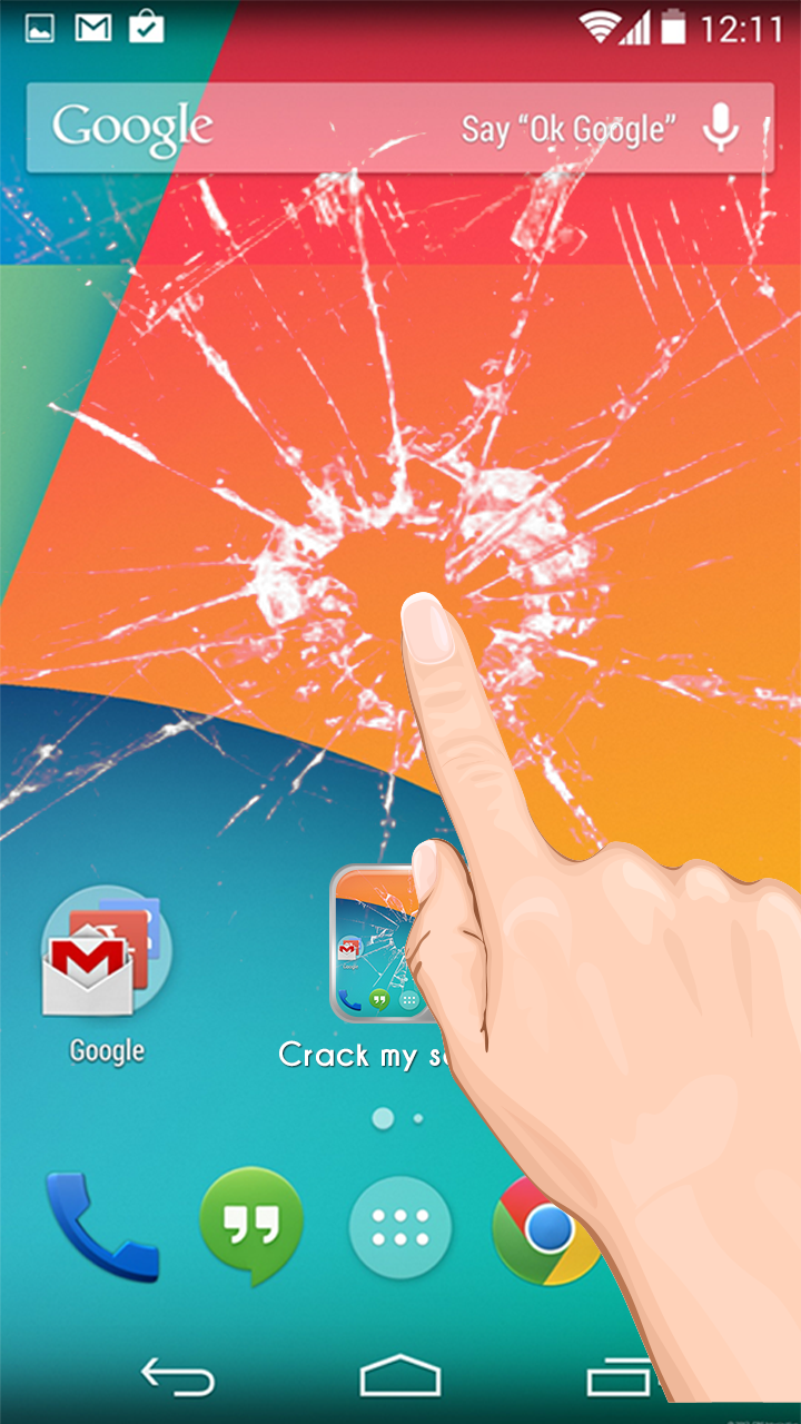 Oops! I Cracked My Screen